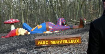 Gratis Shuttelbus zwischen dem Bahnhof Bettembourg und dem Park Merveilleux
